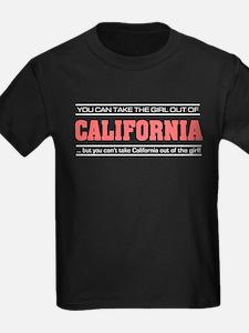 'Girl From California' T