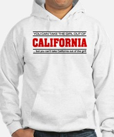 'Girl From California' Hoodie
