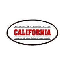 'Girl From California' Patches