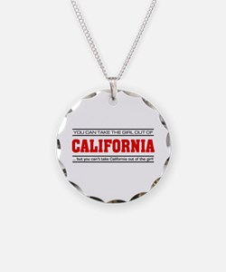 'Girl From California' Necklace