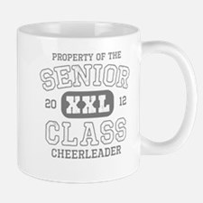 Senior 2012 Cheerleader Mug