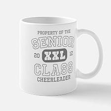 Senior 2012 Cheerleader Small Small Mug
