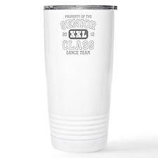 Senior 2012 Dance Team Travel Mug