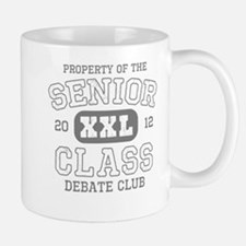 Senior 2012 Debate Club Mug