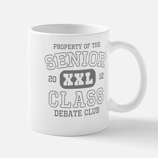 Senior 2012 Debate Club Mug