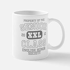 Senior 2012 English Honor Soc Small Small Mug