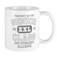 Senior 2012 Gay-Straight Alli Mug
