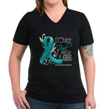 Sister-in-Law Ovarian Cancer Shirt