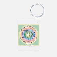 ACIM-You Will Awaken Keychains