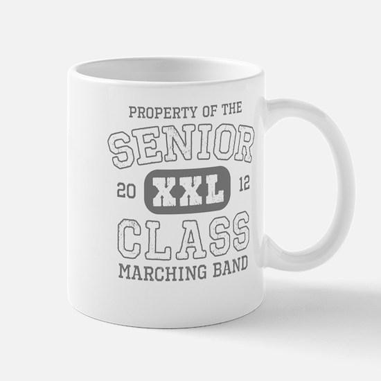 Senior 2012 Marching Band Mug