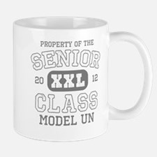 Senior 2012 Model United Nati Small Small Mug
