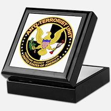 Anti Terrorist Unit Keepsake Box