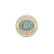 ACIM-You Will Awaken Mini Button