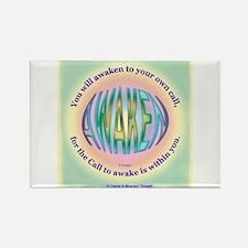 ACIM-You Will Awaken Rectangle Magnet (10 pack)
