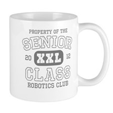 Senior 2012 Robotics Club Mug