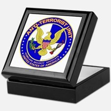 Anti Terrorist Unit BLU Keepsake Box