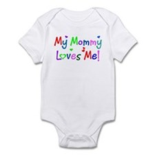 My Mommy Loves Me (des. #1) Infant Creeper