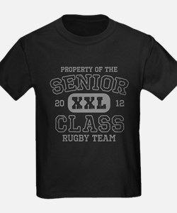 Senior 2012 Rugby T