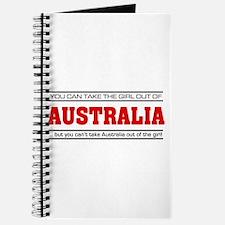 'Girl From Australia' Journal