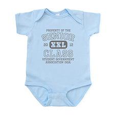 Senior 2012 SGA Infant Bodysuit
