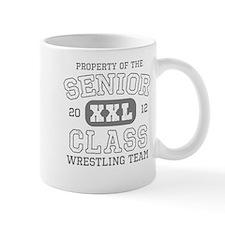 Senior 2012 Wrestling Mug