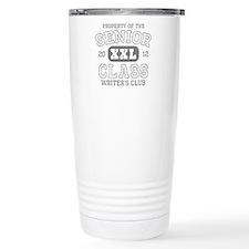 Senior 2012 Writers Club Travel Mug