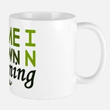 'Home Grown in Wyoming' Mug