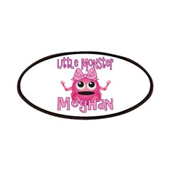 Little Monster Meghan Patches