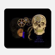 Steampunk Magnetic Visions Mousepad