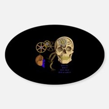 Steampunk Magnetic Visions Decal