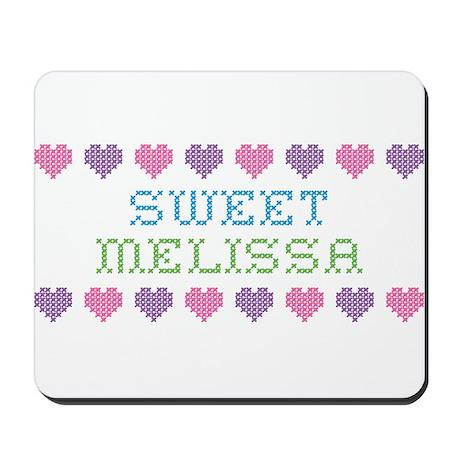 Sweet MELISSA Mousepad
