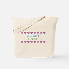 Sweet ANNA Tote Bag
