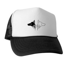 Two Wolves Trucker Hat