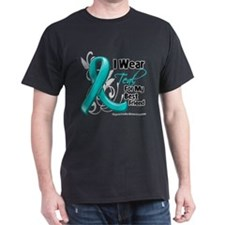 Best Friend Ovarian Cancer T-Shirt