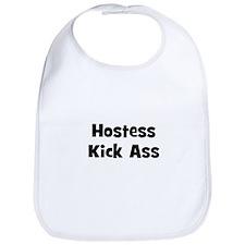 Hostess Kick Ass Bib