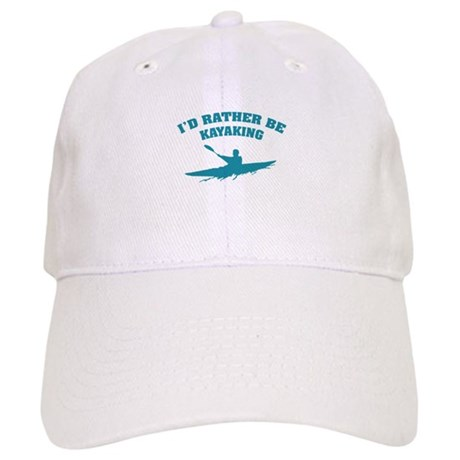 I'd rather be kayaking Cap