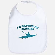 I'd rather be kayaking Bib