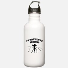 I'd rather be running Water Bottle