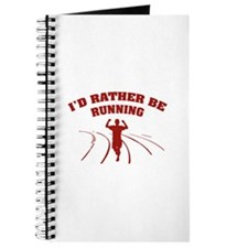 I'd rather be running Journal