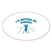 I'd rather be running Decal