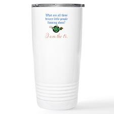 I am the 1% Travel Coffee Mug