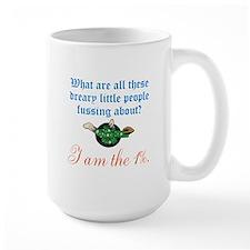 I am the 1% Mug