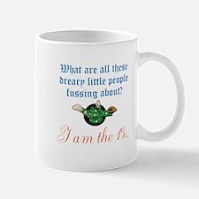 I am the 1% Small Small Mug