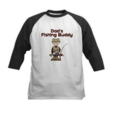 Dad's Fishing Buddy Tee