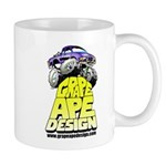 Grape Ape Design Mug