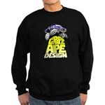 Grape Ape Design Sweatshirt (dark)
