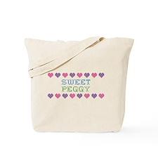 Sweet PEGGY Tote Bag