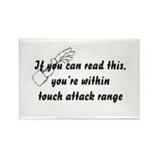Touch Attack Magnet