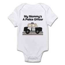 My Mommy's A Police Officer Infant Creeper