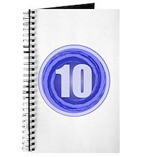 10th Birthday Journal